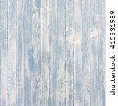 Light Blue Colored Wooden...