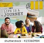 Stock photo trip travel destination explore tour concept 415360984