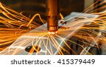 industrial  automotive spot... | Shutterstock . vector #415379449