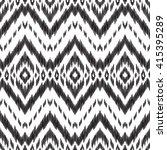 black and white vector seamless ...   Shutterstock .eps vector #415395289
