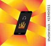 smartphone music play...