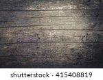 wooden wall texture.  old... | Shutterstock . vector #415408819