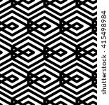 black and white abstract... | Shutterstock .eps vector #415498984