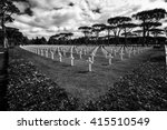 American Military Cemetery Wit...