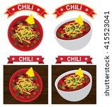 Mexican Chili Con Carne Bowl...