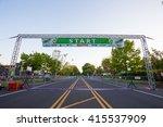 eugene  or   may 1  2016  pre... | Shutterstock . vector #415537909