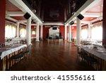 beautiful brand new european...   Shutterstock . vector #415556161