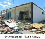 tuscalosa  usa 28 april 2011 ... | Shutterstock . vector #415572529