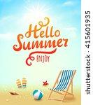 Summer Beach  Summer Time ...
