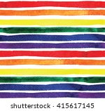 striped colorful background... | Shutterstock .eps vector #415617145