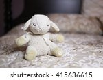 Plush Lamb Toy For Baby