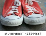 sneakers | Shutterstock . vector #415644667