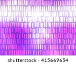 abstract violet creative... | Shutterstock . vector #415669654