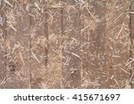 top view of aged  rough texture ... | Shutterstock . vector #415671697