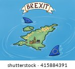 An Illustration About Britain\'...