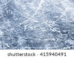ice surface  | Shutterstock . vector #415940491