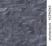 great image of slate floor... | Shutterstock . vector #41596363