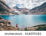 mcarthur lake   Shutterstock . vector #416055181