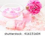 spa composition | Shutterstock . vector #416151604