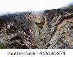 mount roraima   venezuela | Shutterstock . vector #416165371