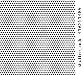 vector halftone dots. black... | Shutterstock .eps vector #416251489