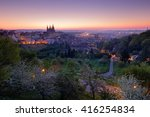 Spring In The City Of Prague I...