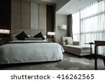 elegant and comfortable home  ... | Shutterstock . vector #416262565