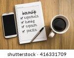 internship benefits  business... | Shutterstock . vector #416331709