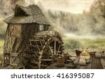 Series  Fairy House  Mill   A...