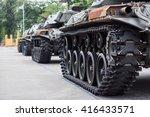 Wheel Tank.