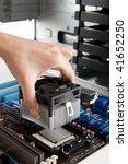 assembling a high performance... | Shutterstock . vector #41652250