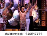 chiangmai  thailand   may 6 ... | Shutterstock . vector #416543194