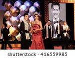 chiangmai  thailand   may 6 ... | Shutterstock . vector #416559985