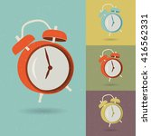 Alarm  Time Concept