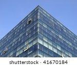 modern highrise skyscraper... | Shutterstock . vector #41670184