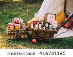 picnic scenery   Shutterstock . vector #416731165