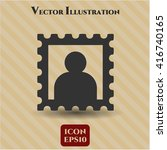 picture icon or symbol   Shutterstock .eps vector #416740165