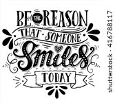 be the reason that someone...   Shutterstock .eps vector #416788117