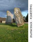 Avebury Stone Circle  The...