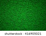 Green Carpet Abstract Background
