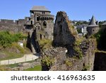 Fortifications Of Castle Of...