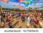 leeuwarden  netherlands august... | Shutterstock . vector #417003631