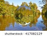 About A Romantic River Floats ...