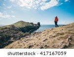 thinking over   Shutterstock . vector #417167059