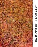 rust | Shutterstock . vector #417381589