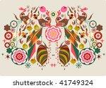 xmas | Shutterstock .eps vector #41749324