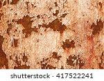 rust textures | Shutterstock . vector #417522241