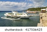 anilao  philippines   january... | Shutterstock . vector #417536425