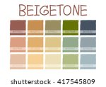 Beigetone Color Tone With Code...
