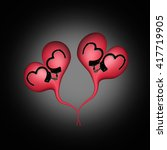 love   Shutterstock . vector #417719905